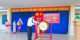 Trường THPT Quang Trung tổ chức Khai giảng năm học mới 2017-2018